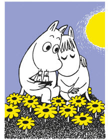 Moomin Love Card