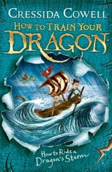 How to Train Your Dragon Book 7: How to Ride a Dragon's Storm