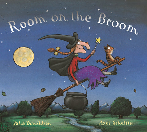 The Room on the Broom by Julia Donaldson