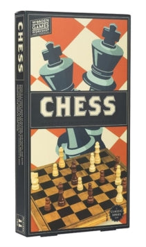 Chess Set by Wooden Games Workshop