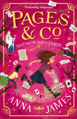 Pages & Co. Book 3: Tilly and the Map of Stories