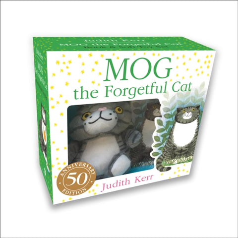Mog the forgetful cat by Judith,author,a Kerr