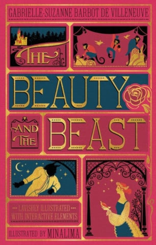 The Beauty and the Beast by Gabrielle Suzanna Barbot de Villenueve