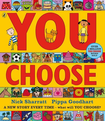 You Choose by Pippa Goodhart