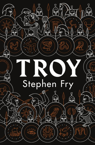 Troy: Our Greatest Story Retold *SIGNED FIRST EDITION*