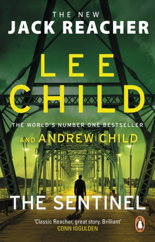 Jack Reacher Book 25: The Sentinel by Lee Child