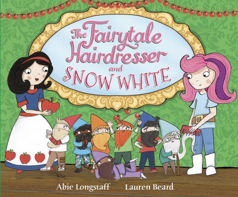 The Fairytale Hairdresser and Snow White by Abie Longstaff