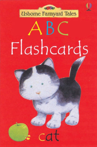 Poppy and Sam's ABC Flashcards