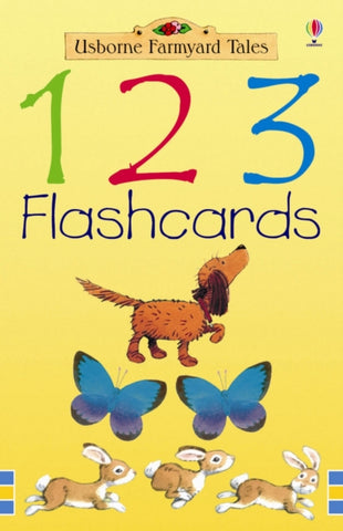 Poppy and Sam's 123 Flashcards