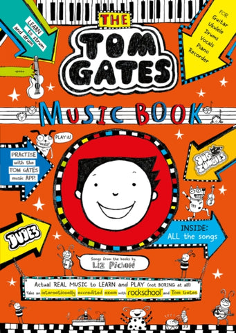 Tom Gates: Music Book by Liz Pichon