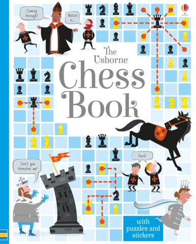 The Usborne Chess Book