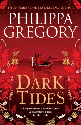 Dark Tides *SIGNED FIRST EDITION*