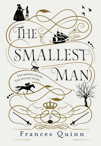 The Smallest Man *SIGNED BOOKPLATE*