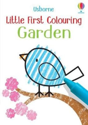Little First Colouring: Garden by Kirsteen Robson