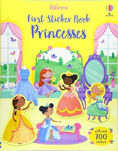 First Sticker Book: Princesses by Caroline Young