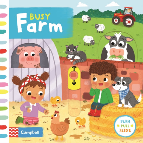 Busy Farm by Louise Forshaw