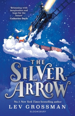 The Silver Arrow *SIGNED FIRST EDITION* by Lev Grossman