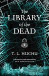 The Library of the Dead *SIGNED FIRST EDITION*