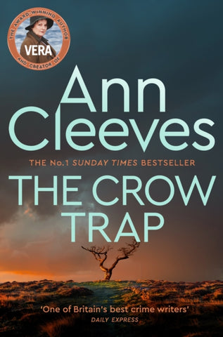 Vera Book 1: The Crow Trap by Ann Cleeves