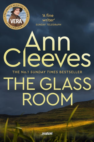 Vera Book 5: The Glass Room