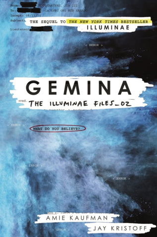 The Illuminae Files Book 2: Gemina by Amie Kaufman