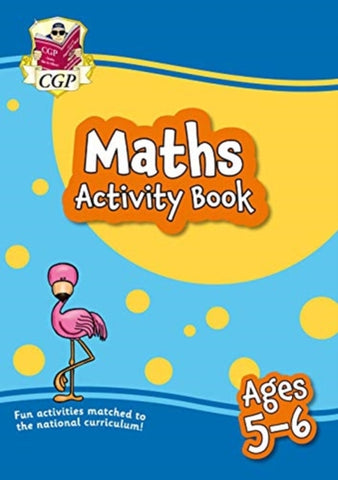 Maths Activity Book: Ages 5-6