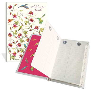 Birds Address Book