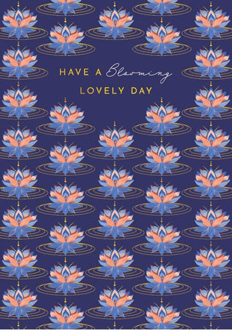 Blooming Lovely Day Card