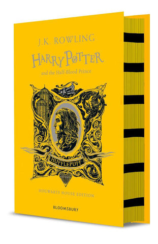 Hufflepuff Ed. - Harry Potter Book 6: Harry Potter and the Half-Blood Prince by J. K. Rowliing