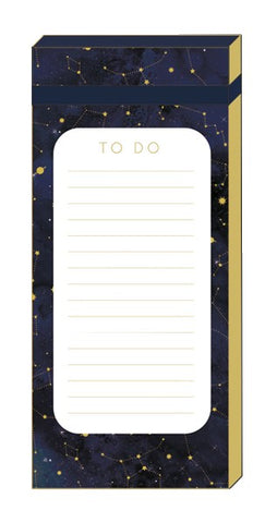 Constellations Magnetic List Pad