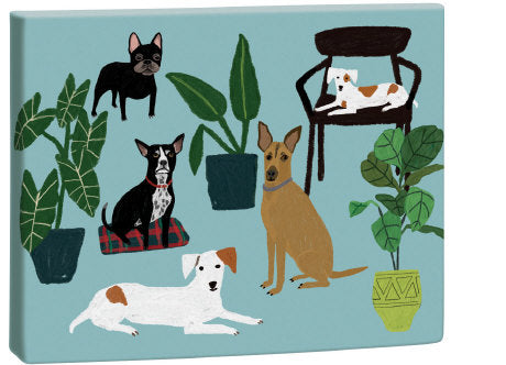 Dog Palais Notecards