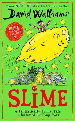 Slime *SIGNED FIRST EDITION* by David Walliams