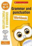English Skills: Grammar & Punctuation Workbook Ages 10-11 by Graham Fletcher