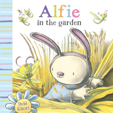 Alfie in the Garden by Debi Gliori