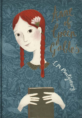 V&A Collectors Edition Anne of Green Gables by Lucy Maud Montgomery