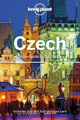Lonely Planet Czech Phrasebook & Dictionary by Planet Lonely