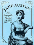Her Complete Novels in One Sitting by Jane Austen