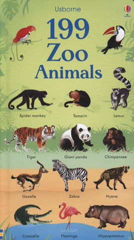199 Zoo Animals by Hannah Watson