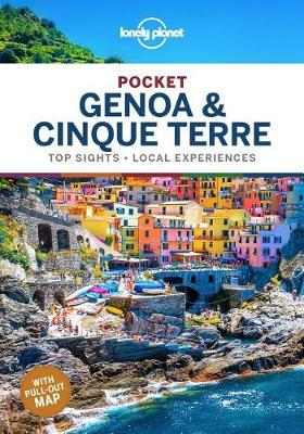 Lonely Planet Pocket Genoa & Cinque Terre by Planet Lonely