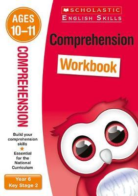 English Skills: Comprehension Workbook Age 10-11 by Donna Thomson