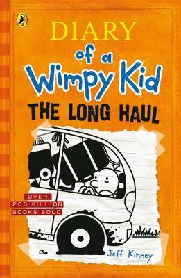 Diary of a Wimpy Kid 9: The Long Haul by Jeff Kinney