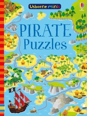Pirate Puzzles by Simon Tudhope