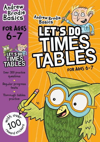Let's do Times Tables 6-7 by Andrew Brodie