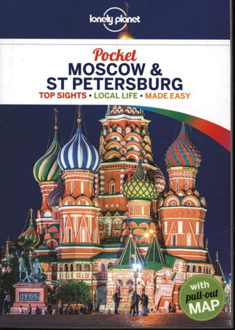 Lonely Planet Pocket Moscow & St Petersb