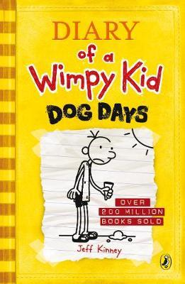 Diary Of A Wimpy Kid [04] Dog Days by Jeff Kinney