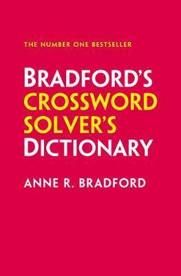 Collins Bradford's Crossword Solver's Dictionary by Anne R Bradford