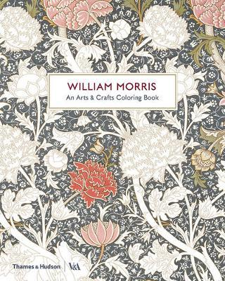 William Morris: An Arts & Crafts Colouring Book by William Morris