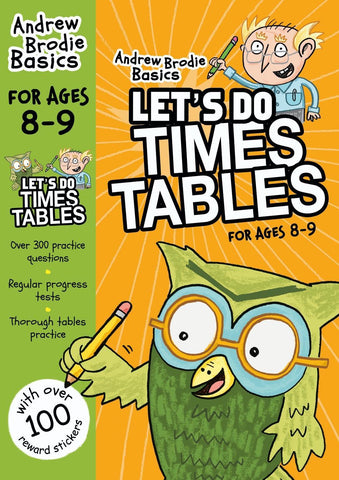 Let's do Times Tables 8-9 by Andrew Brodie