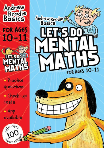 Lets Do Mental Maths For Ages 10 11 by Andrew Brodie