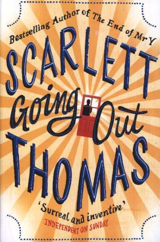 Going Out by Scarlett Thomas